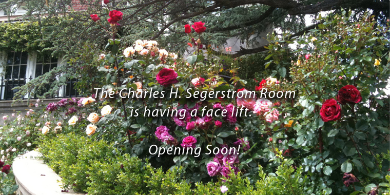 The Charles H. Segerstrom Room