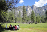 Picnic at Yosemite
