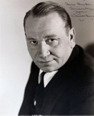 Circus Star Wallace Beery